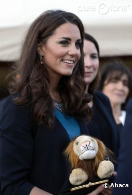 Kate Middleton soutenue par la Reine d'Angleterre !