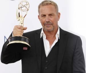 Kevin Costner, meilleur acteur dans une mini-série aux Emmy Awards 2012