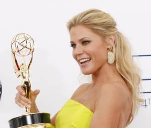 Julie Bowen toujours au top lors des Emmy Awards 2012