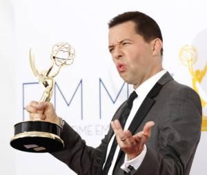 Jon Cryer, Meilleur acteur dans une comédie aux Emmy Awards 2012