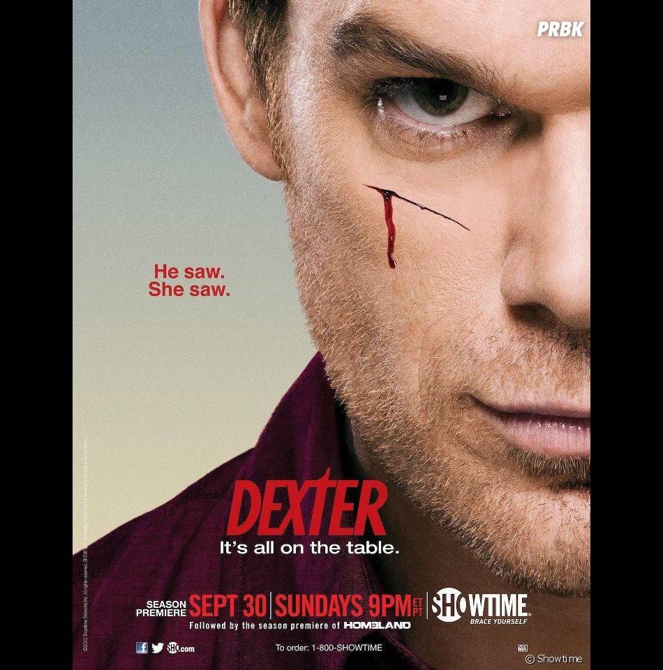 La saison 7 de Dexter débute le 30 septembre prochain