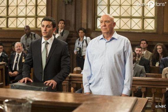 Cragen mal barré dans la saison 14 de New York unité spéciale