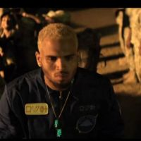 Chris Brown : Don't Judge Me, le clip futuriste en mode Men in Black (VIDEO)