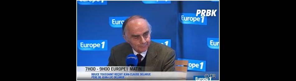 Jean-Claude Delarue a jeté un pavé dans la mare sur Europe 1
