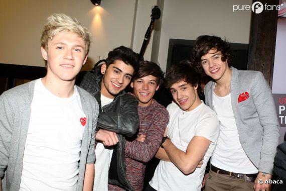 Les One Direction sont des petits filous !