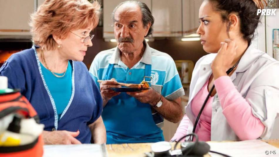 Amel Bent fait son retour dans Scènes de Ménages