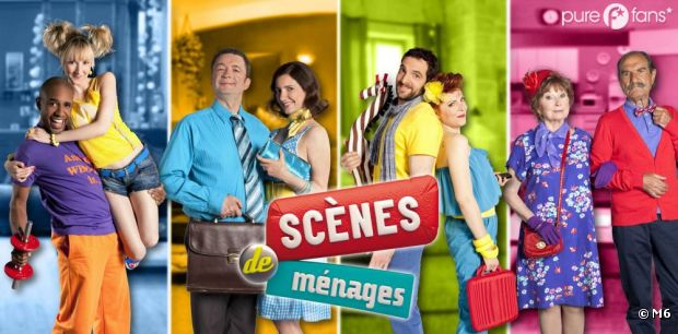Un prime exceptionnel de Scènes de Ménages ce lundi sur M6 !
