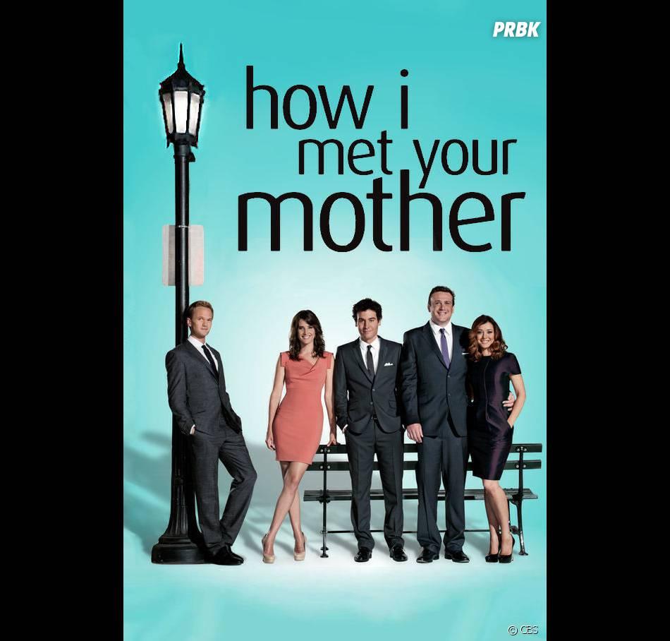 How I Met Your Mother diffuse actuellement sa saison 8 tous les lundis soir sur CBS