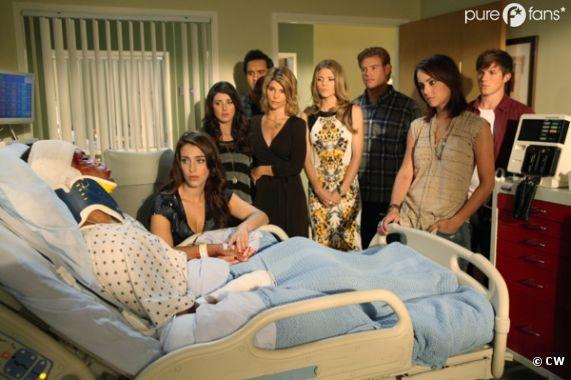 Le sort de Dixon dévoilé dans l'épisode 1 de la saison 5 de 90210