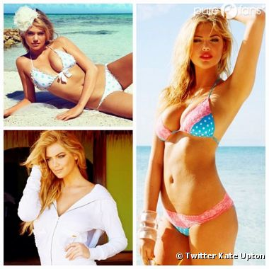 Kate Upton, la parfaite James Bond girl ?