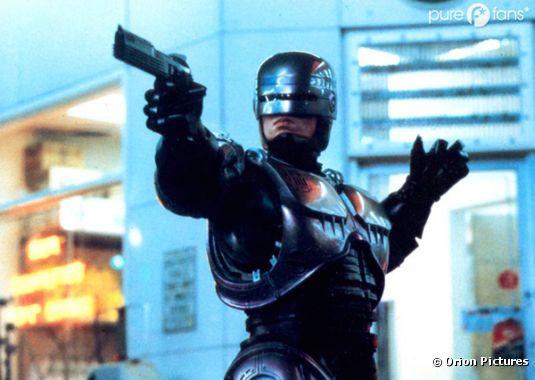 RoboCop revient au cinéma en 2013 !