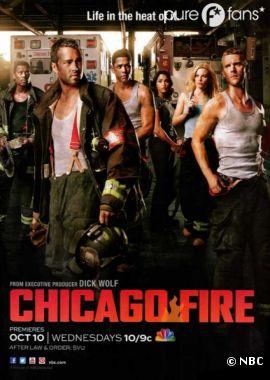 La saison 1 de Chicago Fire débarque le 10 octobre