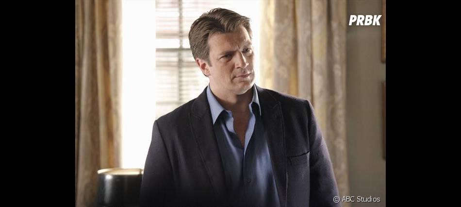 Nathan Fillion dans l'épisode 5 de la saison 5 de  Castle