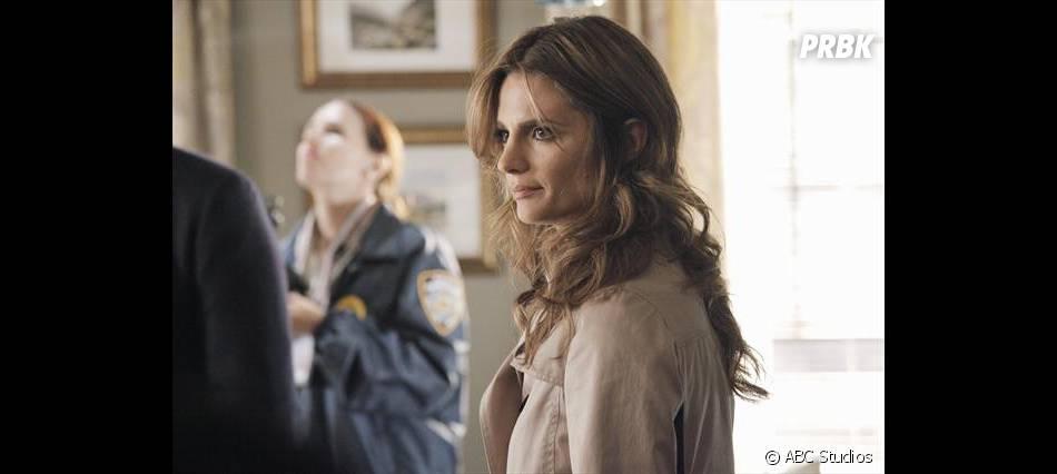 Stana Katic dans l'épisode 5 de la saison 5 de  Castle