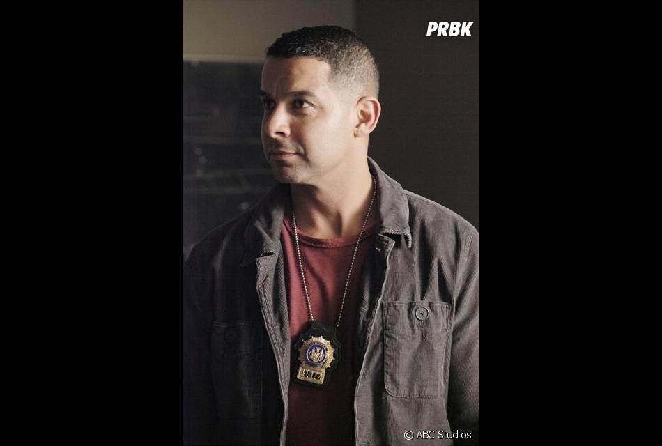 Esposito dans l'épisode 5 de la saison 5 de  Castle
