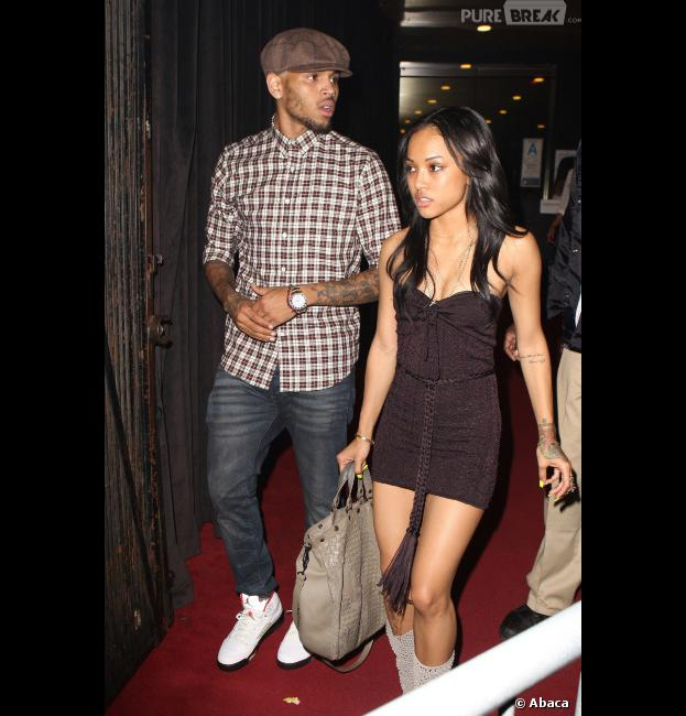 Chris Brown : une maison en cadeau d'adieu pour Karrueche Tran ?