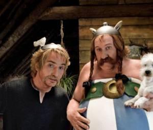 Astérix aimerait bien choper selon Edouard Baer !
