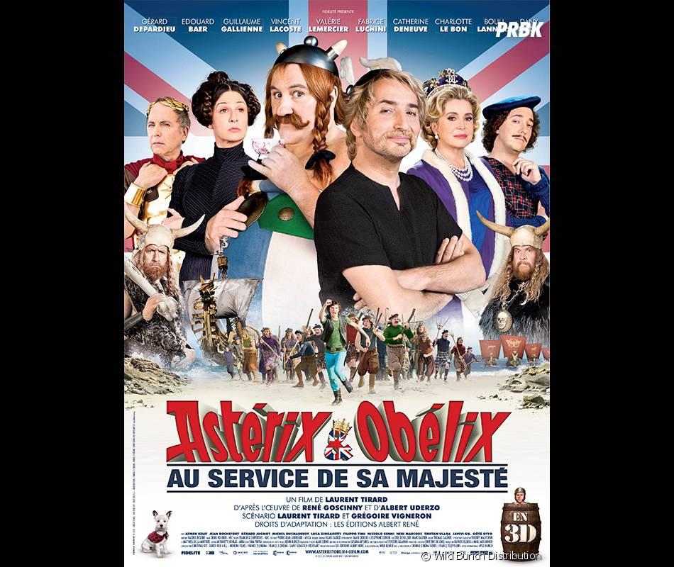 Astérix et Obélix au service de sa Majesté arrive le 17 octobre au cinéma