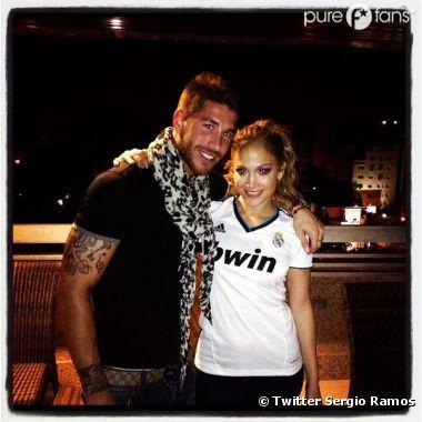 Sergio Ramos : En compagnie de Jennifer Lopez, il est trop content !