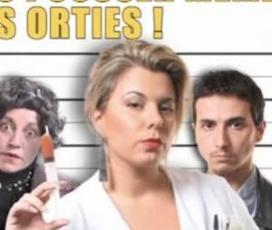 Découvrez la bande-annonce de la pièce Faut pas pousser mémé dans les orties avec Cindy Lopes !