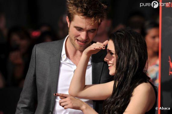 Robert Pattinson et Kristen Stewart ont leur technique pour esquiver les paparazzis