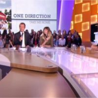 One Direction : questions embarrassantes, tours de magie... Retour sur leur passage au Grand Journal (VIDEO)