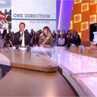 One Direction : questions embarrassantes, tours de magie... Retour sur leur passage au Grand Journal (VIDEO)