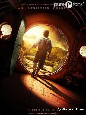 le Hobbit : Un voyage inattendu sort le 12 décembre au cinéma
