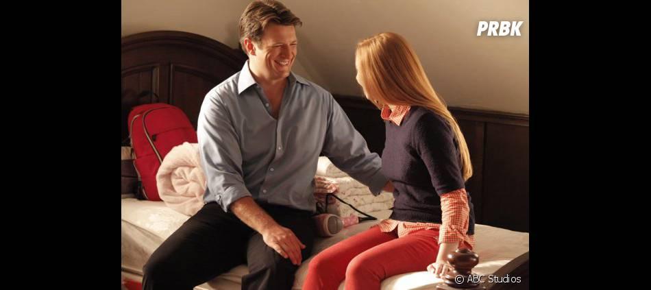 Castle et Alexis vont-ils retrouver Meredith dans la saison 5 ?