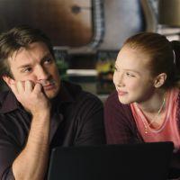 Castle saison 5 : retour surprise pour Rick et Alexis ? (SPOILER)