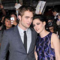 Robert Pattinson et Kristen Stewart : pris en flag de bisou !