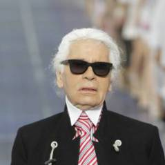 Karl Lagerfeld : François Hollande n'est pas le seul à avoir pris cher...