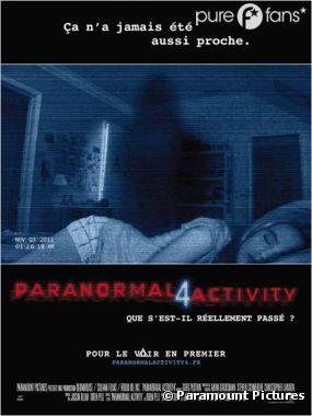 Paranormal Activity n'est pas prêt de s'arrêter
