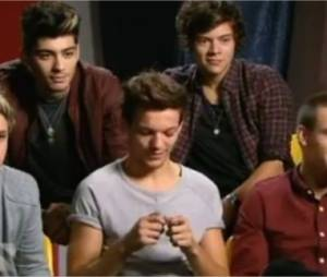 One Direction ont été interviewés par le Sunday Night Australia