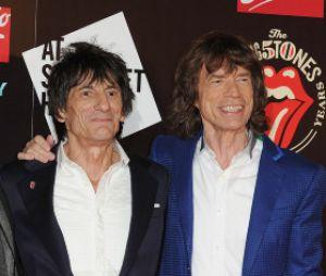 Les Rolling Stones débarquent à Paris