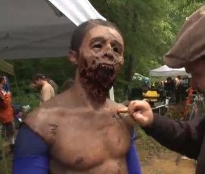 Making-of incroyable de l'épisode 3 de la saison 3 de The Walking Dead