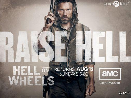 Hell on Wheels saison 2 en français