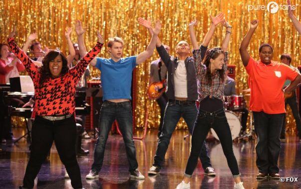 La playlist de l'épisode 5 de la saison 4 de Glee dévoilée !
