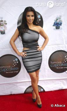 Kim Kardashian est toujours aussi sexy !