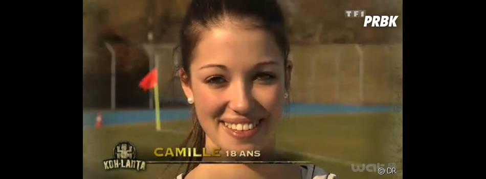 Camille de Koh Lanta Malaisie !