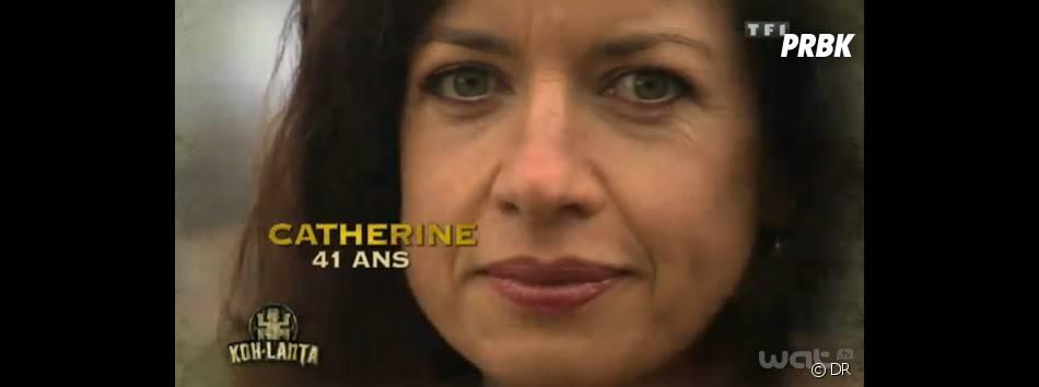 Catherine de Koh Lanta Malaisie !