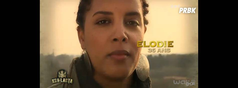 Elodie de Koh Lanta Malaisie !