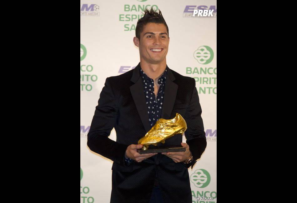 Cristiano Ronaldo : peut-être pas le roi des Ballons d'Or, mais le roi sur les réseaux sociaux
