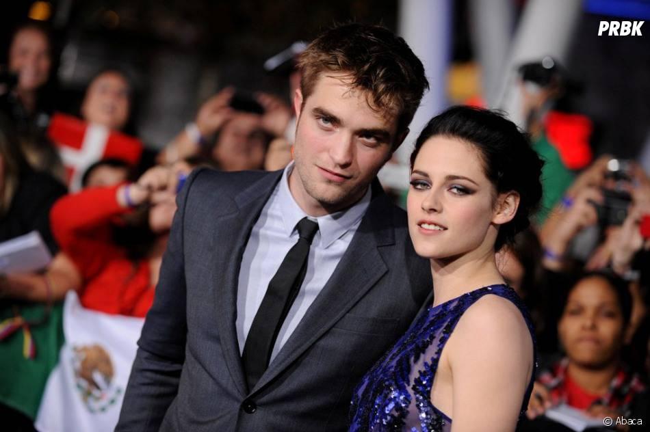 La relation Robert Pattinson/Kristen Stewart fait le buzz pendant la promo de Twilight