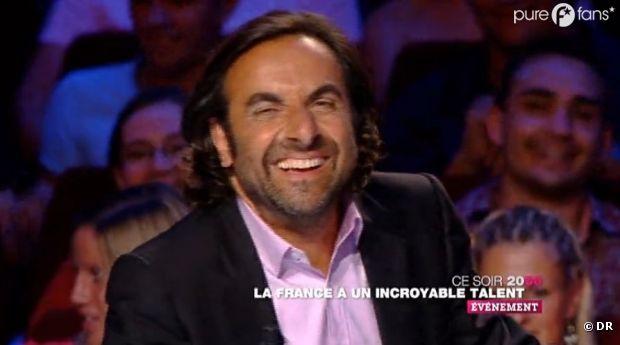 André Manoukian fait ses premiers pas en tant que juré dans La France a un incroyable talent 2012 !