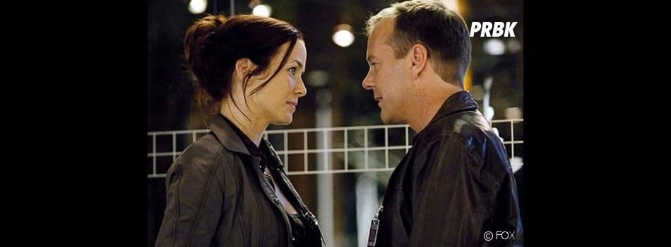 Quelle relation entre Annie Wersching et Kiefer Sutherland dans Touch ?