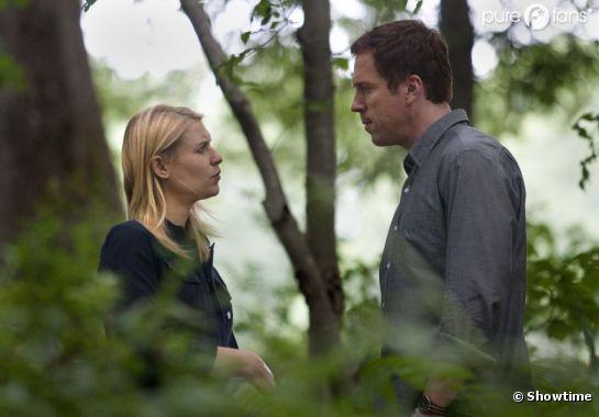Brody et Carrie, le come-back dans l'épisode 7 de la saison 2 de Homeland