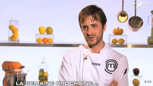 Pierre défendra-t-il sa place dans MasterChef 2012 ?