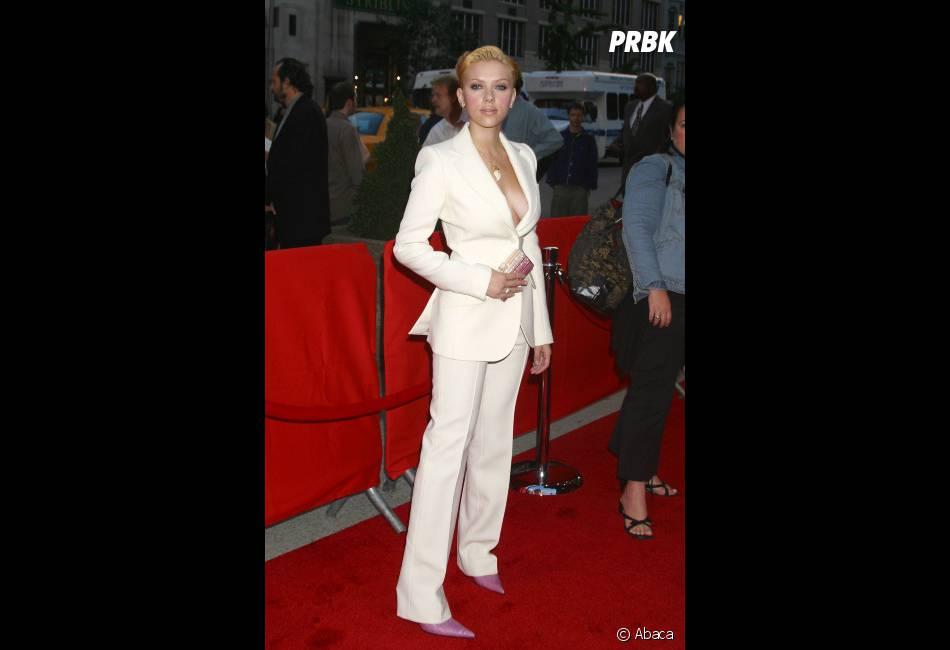 Scarlett Johansson n'a pas de problème de pudeur