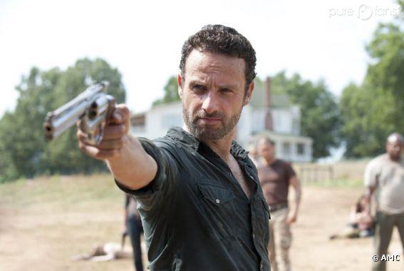 Un épisode choquant pour Walking Dead !
